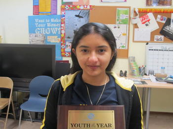 Meet our Youth of the Year